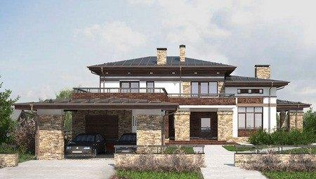 Стиль архитектуры Френка Райта