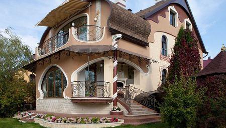 Архитектурный стиль Кантри