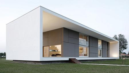 Стиль архитектуры - Конструктивизм